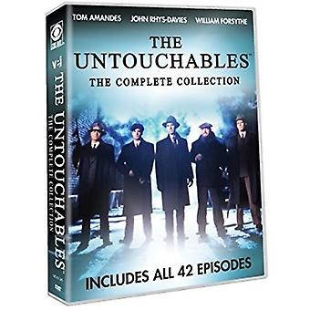 Untouchables: Complete Collection [DVD] USA import