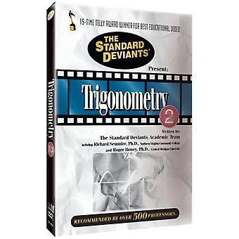 Standard Deviants - Trigonometry Pt. 2 [DVD] USA import