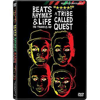 Beats rimas y vida: Importación los recorridos de un E.e.u.u. tribu llamado [DVD]