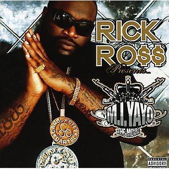 Rick Ross - M.I. Yayo [CD] USA import