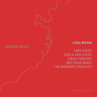 Frith, Fred/Cosa Brava - Ragged Atlas [CD] USA import