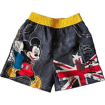 Jungen-Disney Micky Maus Swim Shorts