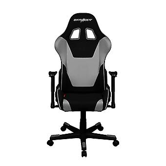 DX Racer DXRacer OH/FD101/NG High-Back Computer Chair Strong Mesh+PU(Black/Gray)