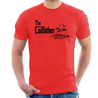 The Codfather Godfather Style Men's T-Shirt