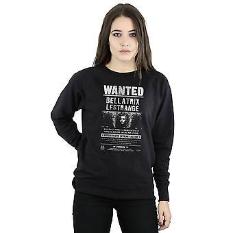 Harry Potter kvinnors Bellatrix Lestrange ville Sweatshirt