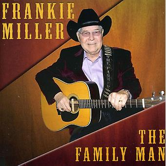 Frankie Miller - perheellinen mies [CD] USA tuonti