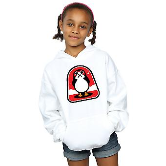 Star Wars Girls The Last Jedi Porgs Badge Hoodie