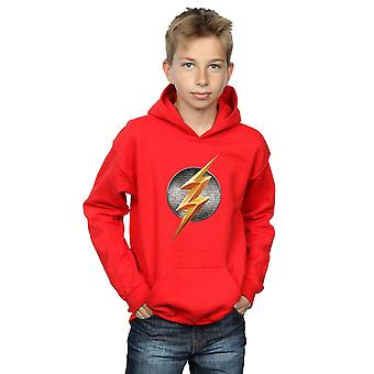 DC Comics jongens Justice League film Flash embleem Hoodie