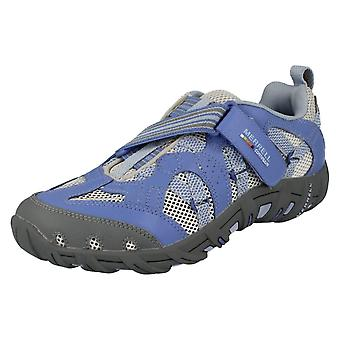 Childrens Merrell Z-Strap Trainers Waterpro Z-Rap