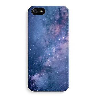 iPhone 5 / 5 sek / SE Full Print saken (glanset) - Nebula