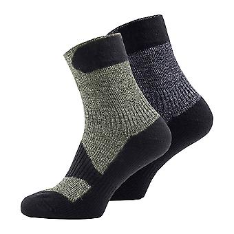 Sealskinz Mens Walking Thin Ankle Sock