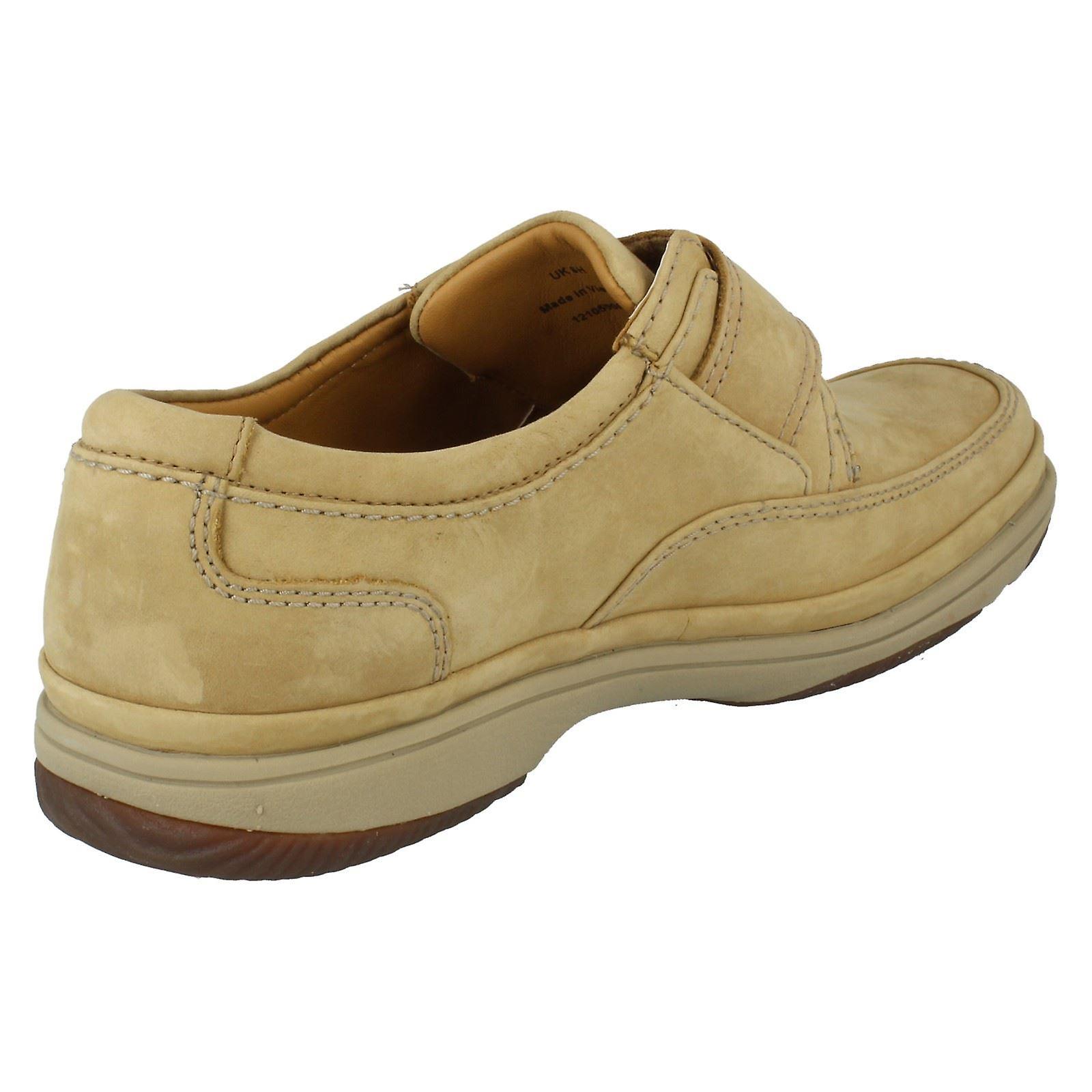 Chaussures De Mens Clarks Raccord Extra-large Riptape Sangle Tour Rapide