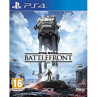 Star Wars Battlefront (PS4) - New