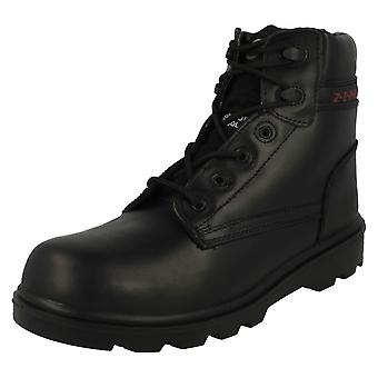 Mens Z.E.P.H.Y.R Steel Toe Safety Work Boot ZX17