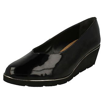 Ladies Van Dal Elegant Lightweight Wedge Shoes Ariah