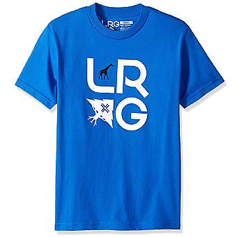 LRG Stacked T-shirt Royal