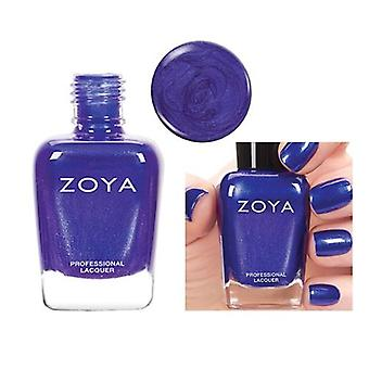 Zoya Nail Polish Lacquer - Island Fun & Paradise Sun 2015 Summer Collection - Zp793 - Isa, 0.5 Fluid Ounce
