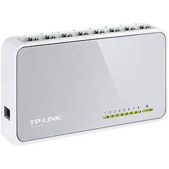 TP-LINK TL-SF1008D verkon kytkin 8 porttia 100 Mbps