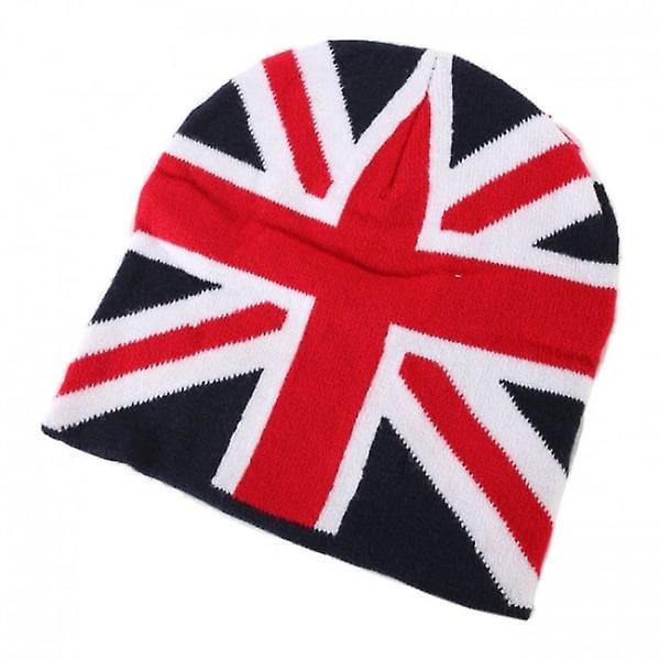 Union Jack Wear Union Jack Flag Beanie Hat