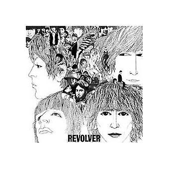Beatles Revolver Lp pokrycie magnes na lodówkę ze stali