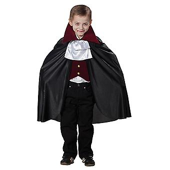 Dracula vampier kostuum voor kinderen 3-delig deluxe