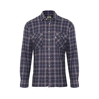 Champion Herren Land Killbeggan Casual Langarm-Shirt