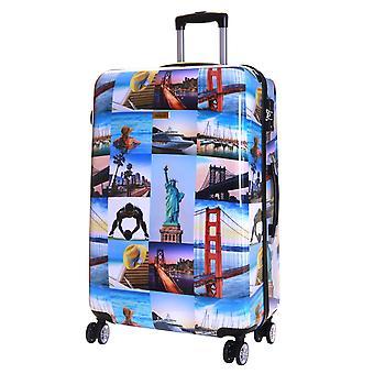 Karabar Falla Large 76 cm Hard Suitcase, America
