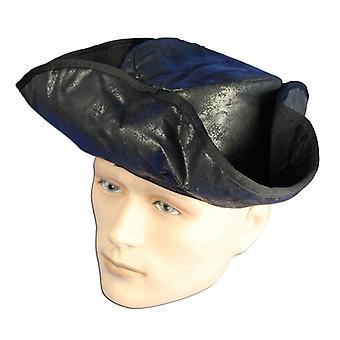 Pirate Hat verdrietig zwart.