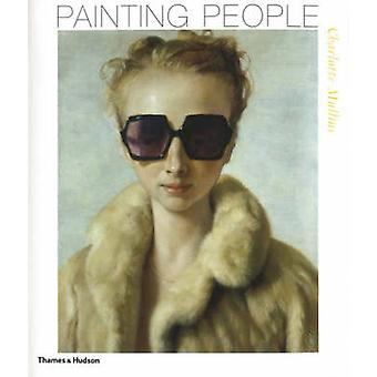 Schilderij People - de State of the Art door Charlotte Mullins - 97805002