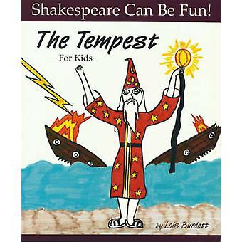 La - tempete - for Kids de Lois Burdett - livre 9781552093269