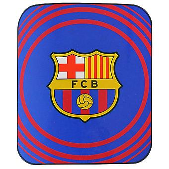 FC Barcelona Pulse Fleece Blanket