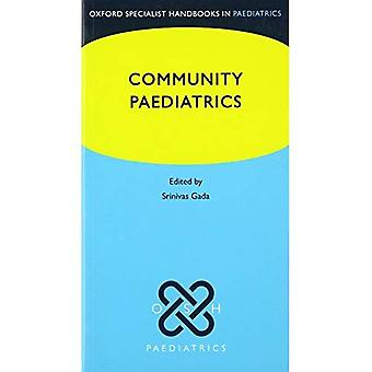 O manual do especialista em Oxford de Pediatria comunitária
