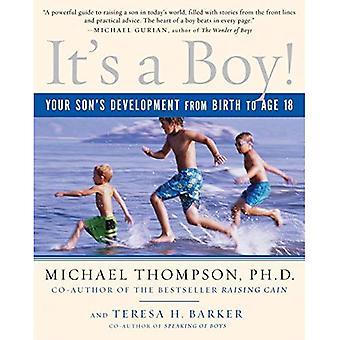 It's a Boy!: de ontwikkeling van uw zoon vanaf de geboorte tot de leeftijd van 18 jaar