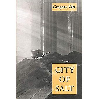 City of Salt (Pitt Poetry Series)