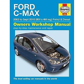 Ford C-Max Service en reparatie handleiding (Haynes Service en reparatie handleidingen)