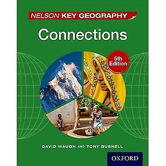 Nelson nyckel geografi anslutningar