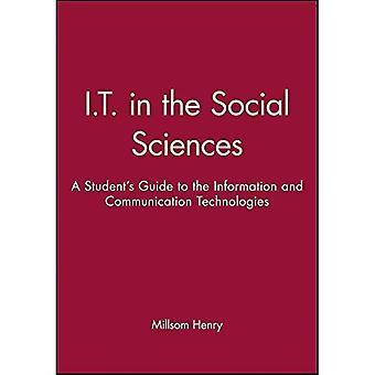 HET in de sociale wetenschappen: een Student gids voor de informatie- en communicatietechnologieën (Infosource computers voor studenten)