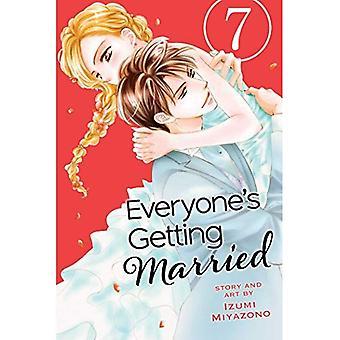Tout le monde se marier, Vol. 7 (tout le monde va se marier)