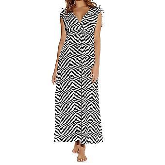 Fantasie Montego Bay Fs5981 plaży Maxi sukienka jeden rozmiar (10-14)