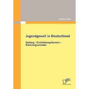 Jugendgewalt in Deutschland por Gke y Sandra
