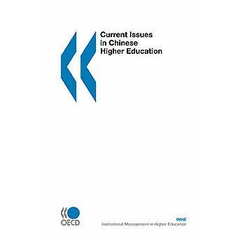 Actuele thema's in het Chinees hoger onderwijs door OESO Publishing