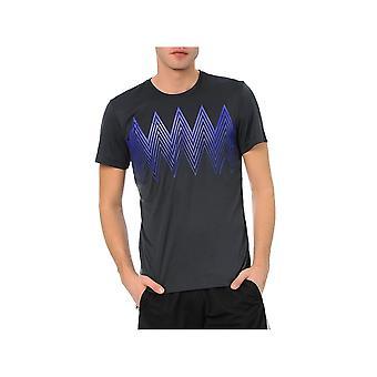 Adidas pre poly Tee M35810 Universal het hele jaar mannen t-shirt
