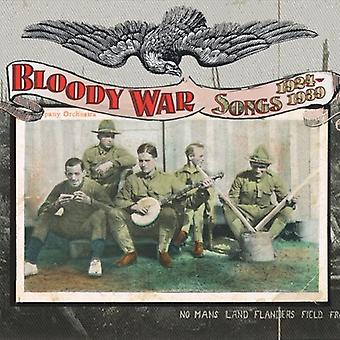 Bloody War: Songs 1924-1939 - Bloody War: Songs 1924-1939 [CD] USA import