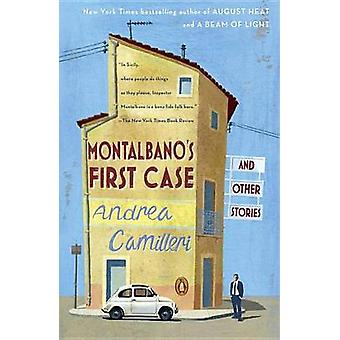 Montalbano's First Case and Other Stories by Andrea Camilleri - Mr St