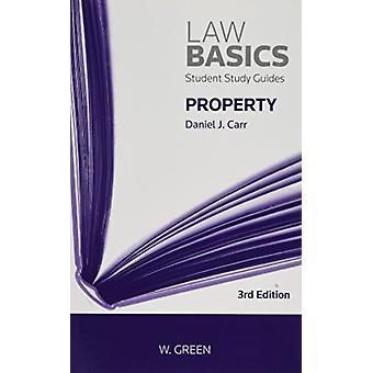 Property LawBasics by Daniel J Carr - 9780414065109 Book