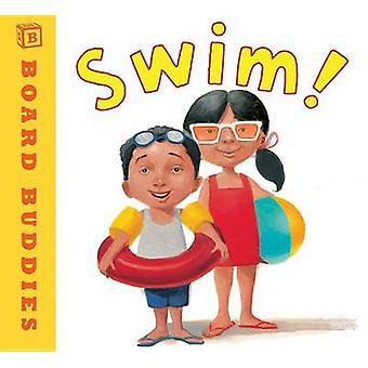 Swim! by Marilyn Brigham - Eric Velasquez - 9780761462538 Book