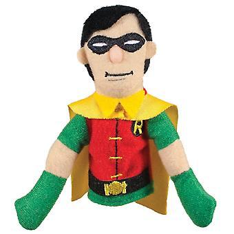 Finger Puppet - Batman - Robin New Gifts Toys Licensed 4449