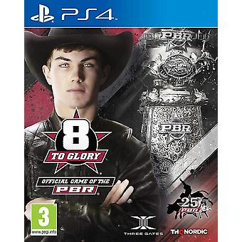 8 To Glory PS4 Game