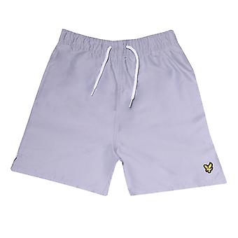 Infant Boys Lyle and Scott Classic Swim Shorts in Light Blue