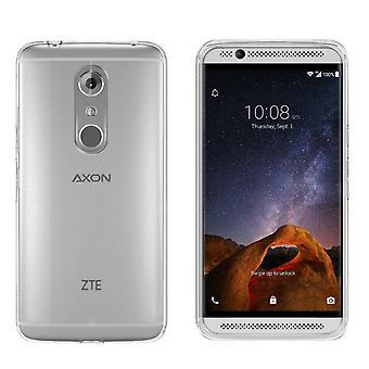 ZTE Axon 7 Silikonowa obudowa przezroczysta - CoolSkin3T